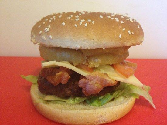 Top Chippy: Texan Burger