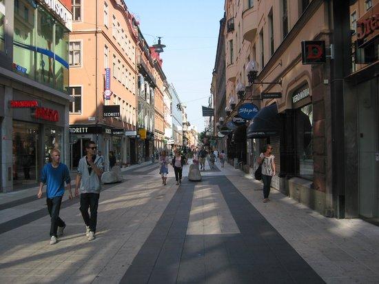 K25: rue piétonne