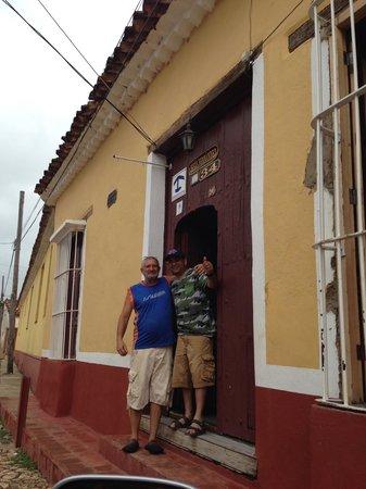 Casa Hospedaje Jesus Fernandez : Jesús gracias por todo!!!