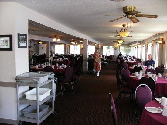 Elim Lodge : Dining Room