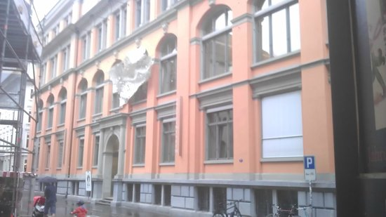 Textilmuseum: Palazzo Rosso