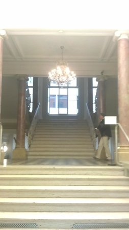 Textilmuseum: Eingang