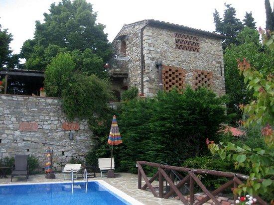 Casa Mezzuola Agriturismo: our lodging