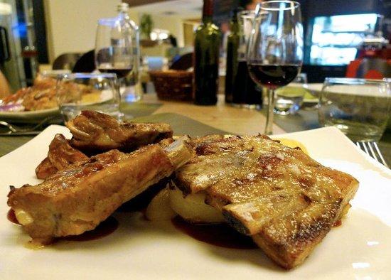 Io E Vale: Pork ribs