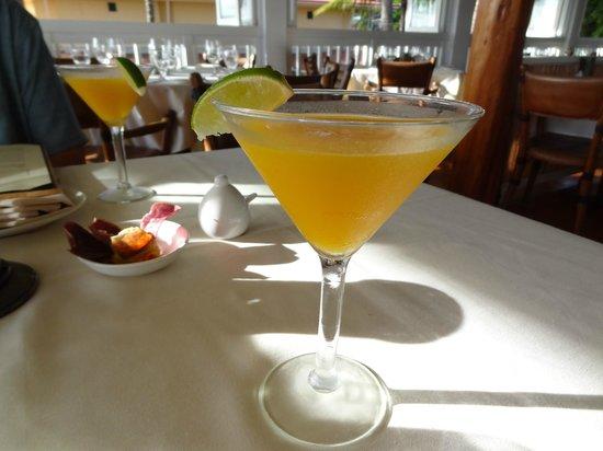 Merriman's Poipu: Special Martini
