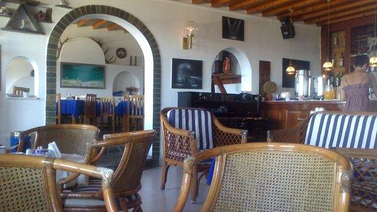 Aegean Hotel: SALA COLAZIONE
