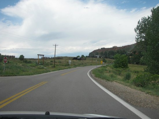 Horsetooth Mountain Open Space: Leaving Horse Tooth