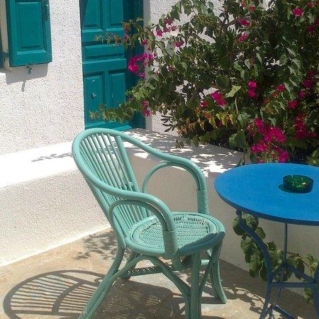 Aegean Hotel: CAMERA