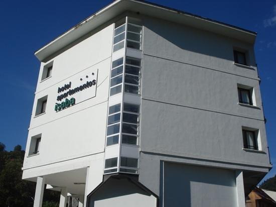 Hotel HG Apartamentos Isaba: fachada hotel