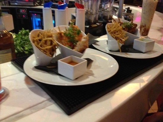 Bar and food picture of 3sixty degree liquid lounge for Eastern food bar johannesburg