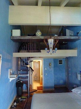 Hotel Olivi Thermae & Natural Spa : Mezzanine (junior suite) room 301