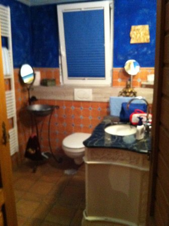 Haus Silbermond: Badezimmer