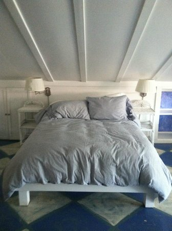 Inn at Serenbe: our double bed