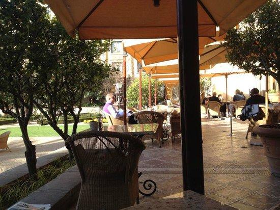 The Palazzo Montecasino: Outdoor