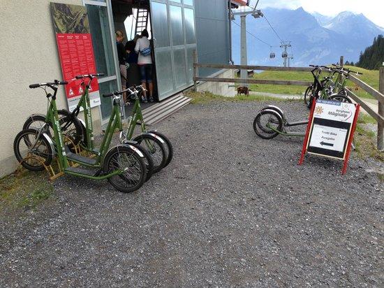 Trotti Bikes Hasliberg