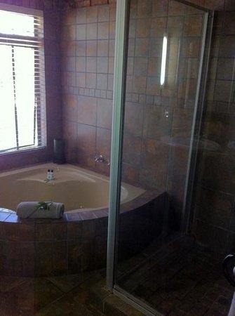 Gomo Gomo Game Lodge: salle de bain