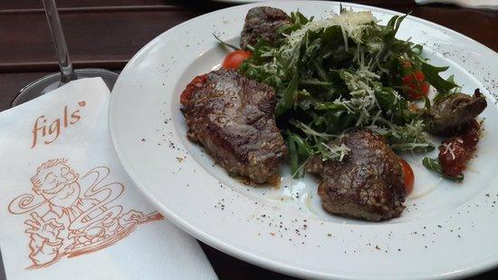 Figls: Salad