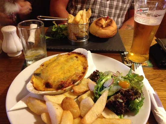 The Flask Inn Restaurant: Another fantastic meal at the flask