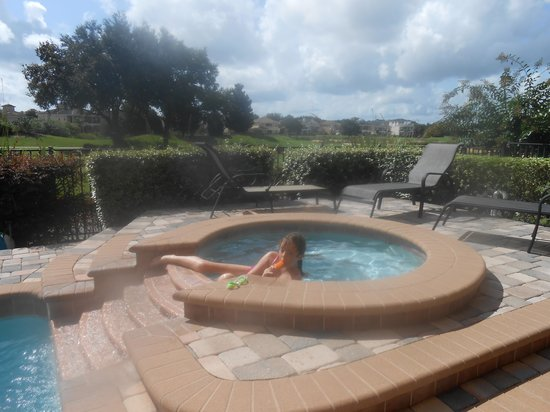 Reunion Resort, A Salamander Golf & Spa Resort: hot tub