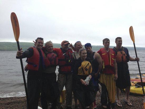 North River Kayak Day Tours: Good times !