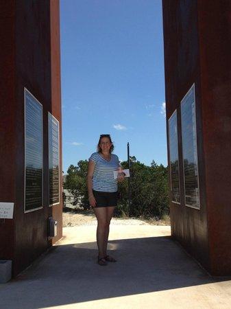 The Coming King Sculpture Prayer Garden: Sculpture