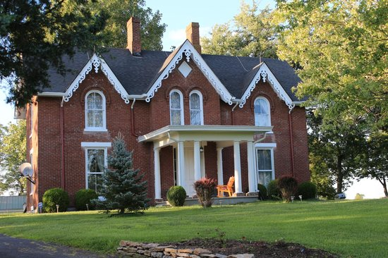 Country Charm Historic Farmhouse