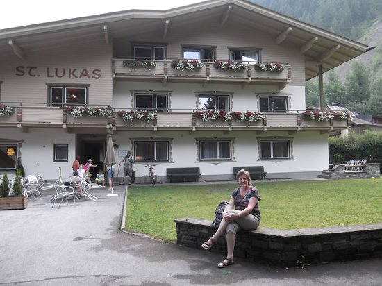 Chalet St Lukas: Wish I was there now!