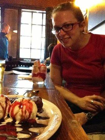 The Grog & Gruel: dessert