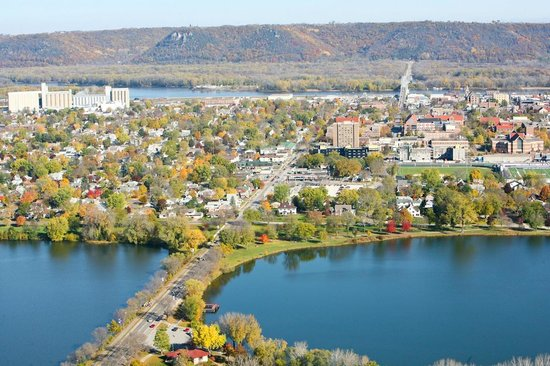 Garvin Heights Has Beautiful Views Of Winona And The
