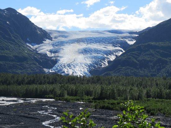 Begich Boggs Visitor Center: Portage Glacier