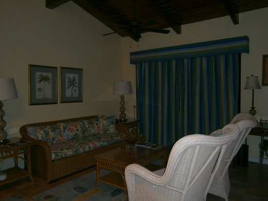 The Mount Nevis Hotel: Room 203