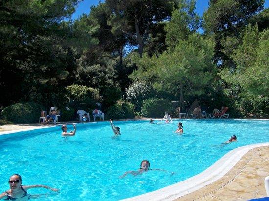 Pierre & Vacances Residence La Pinède : Piscine