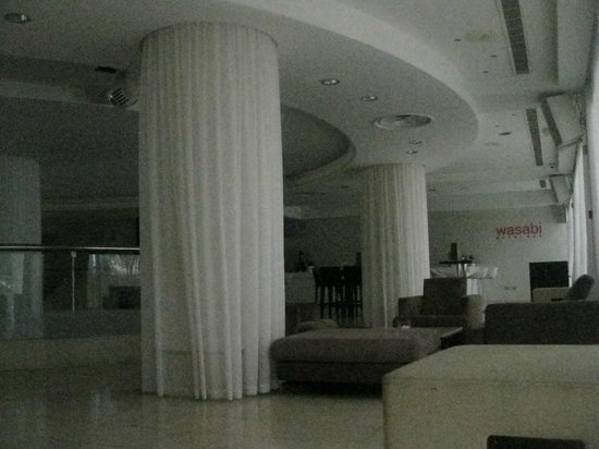 Napa Plaza Hotel: отель