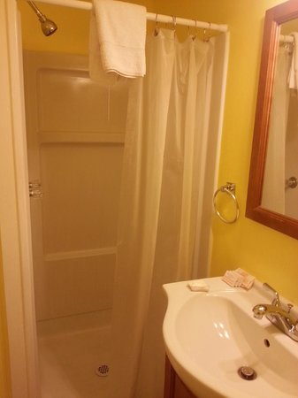 Aqua View Motel: bathroom