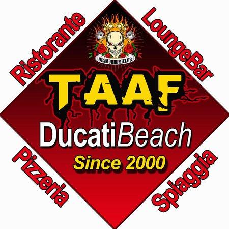 TAAF Terra Aria Acqua Fuoco: logo