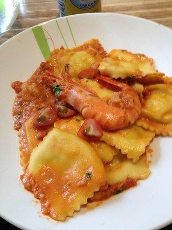 ASK Italian - Salisbury: Seafood Ravioli