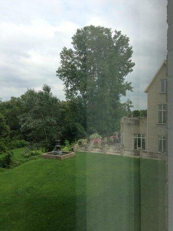 Elm Hurst Inn & Spa: View from Duke of York Bedroom
