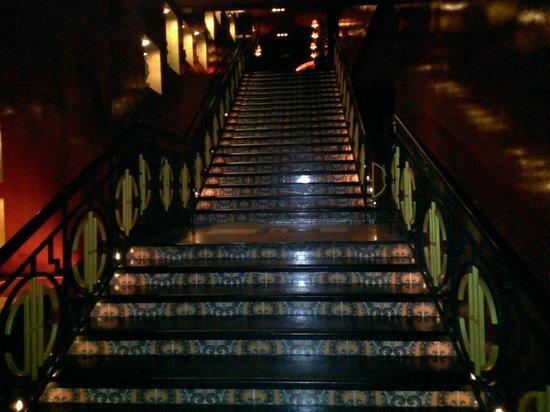 Khreschatyk Hotel : Buddha Bar- in hotel