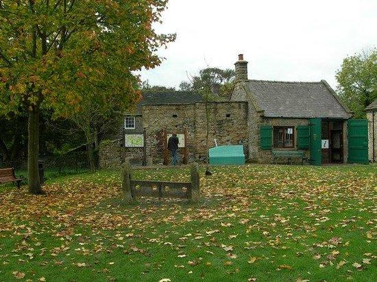 Eyam Plague Village Museum: information centre