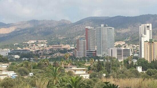 Hotel Caballo de Oro: view