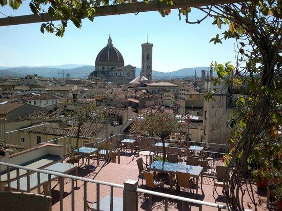 La Terrazza Del Ristorante Foto Di Grand Hotel Baglioni