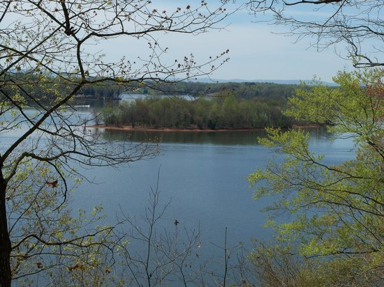 Tims Ford State Park: Beautiful lake view
