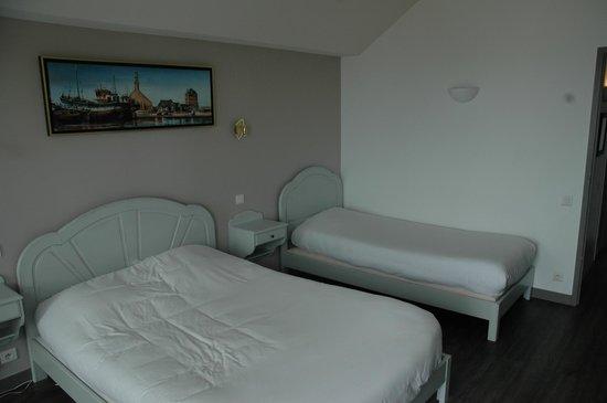 Hostellerie de la Pointe Saint-Mathieu: 3 couchages