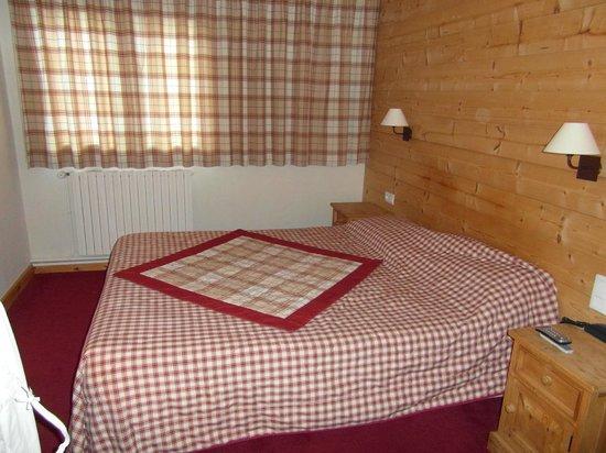 Chalet-Hotel Alpage : chambre