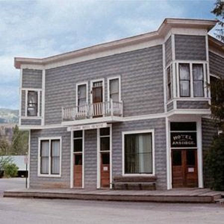 Republic Wa Ansorge Historic Hotel Museum