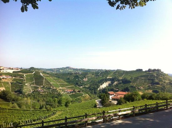 Relais San Maurizio: Vista zona Ristorante all'aperto