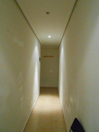Apartamentos Goodnight: corridoio