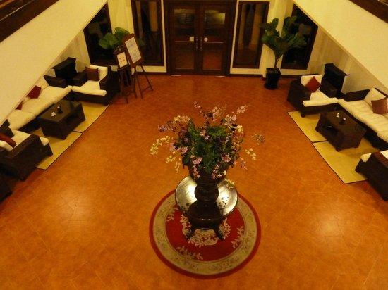 Angkor Palace Resort & Spa: hall