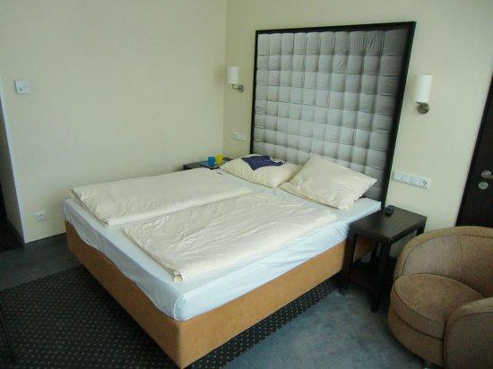 Mercure Hotel Munchen Ost-Messe : Bett