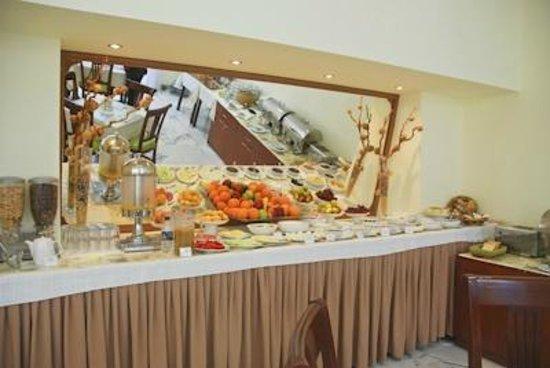 Europe Hotel : Breakfast